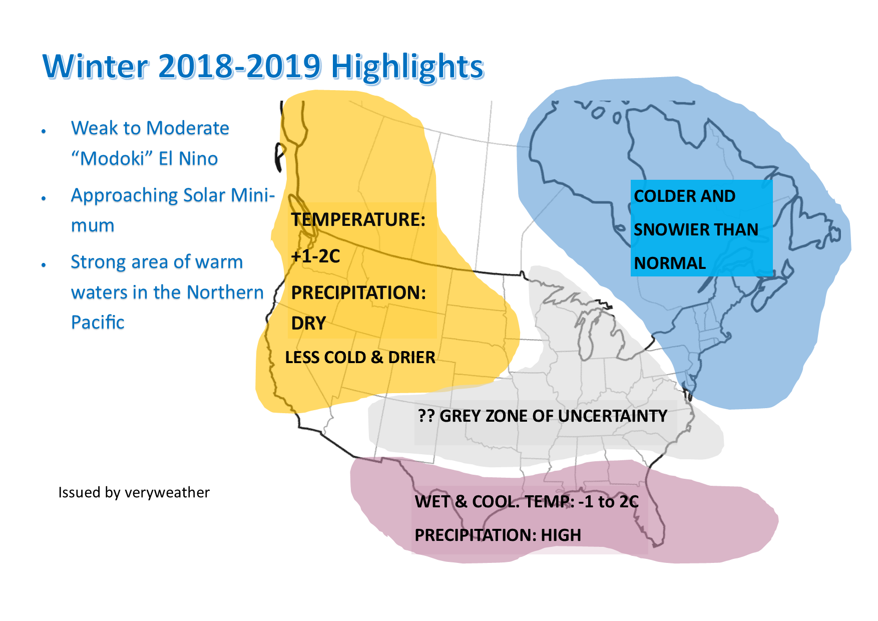 United States Winter 2018-2019 Forecast Official 1